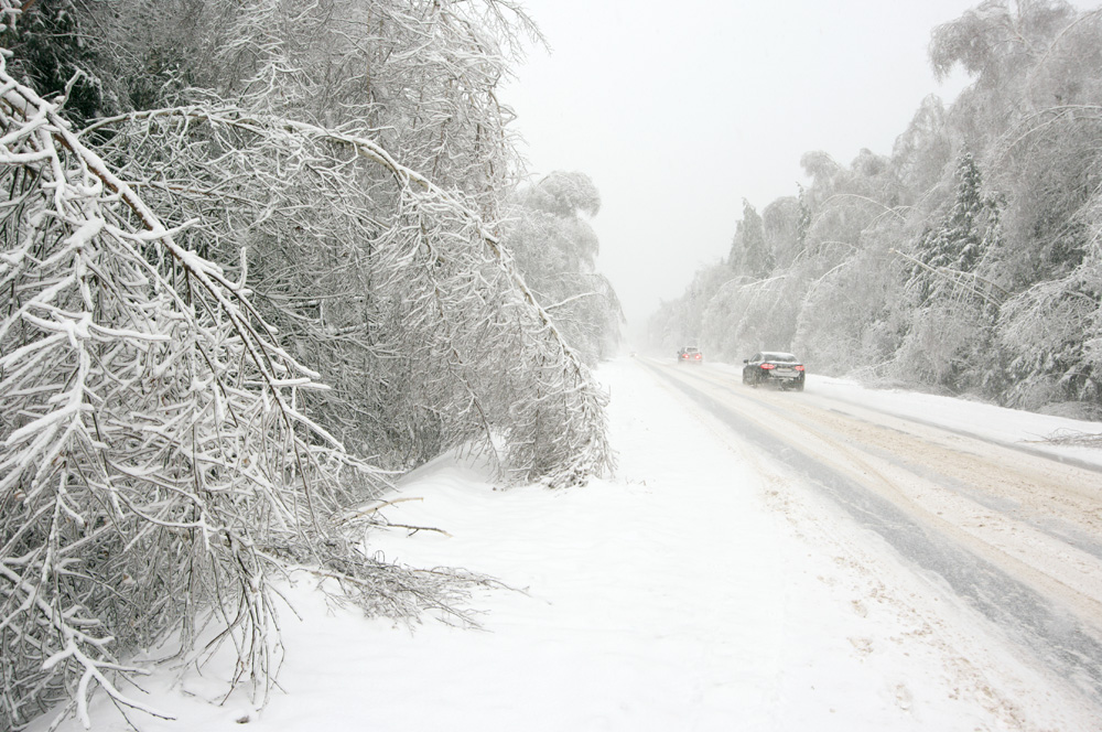 Conseils pour la conduite hivernale